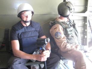 AFGHANISTAN: 2010. Jeg har sikkerhetssertifisering fra Guardian-SRM.