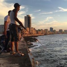 CUBA: Malecon, Cuba 2015.
