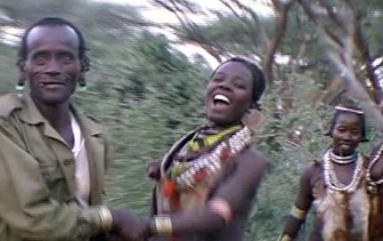 ETIOPIA: Lokal dans