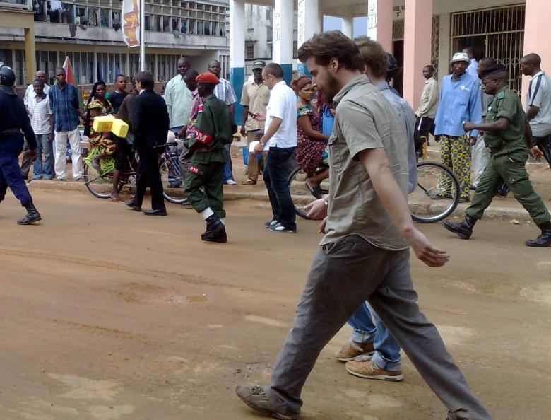 KISANGANI, 15. august 2009